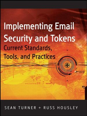 Email Security Book Cover